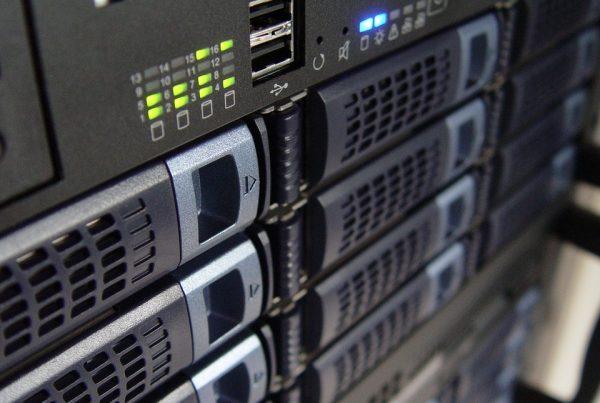 Technology Servers Server